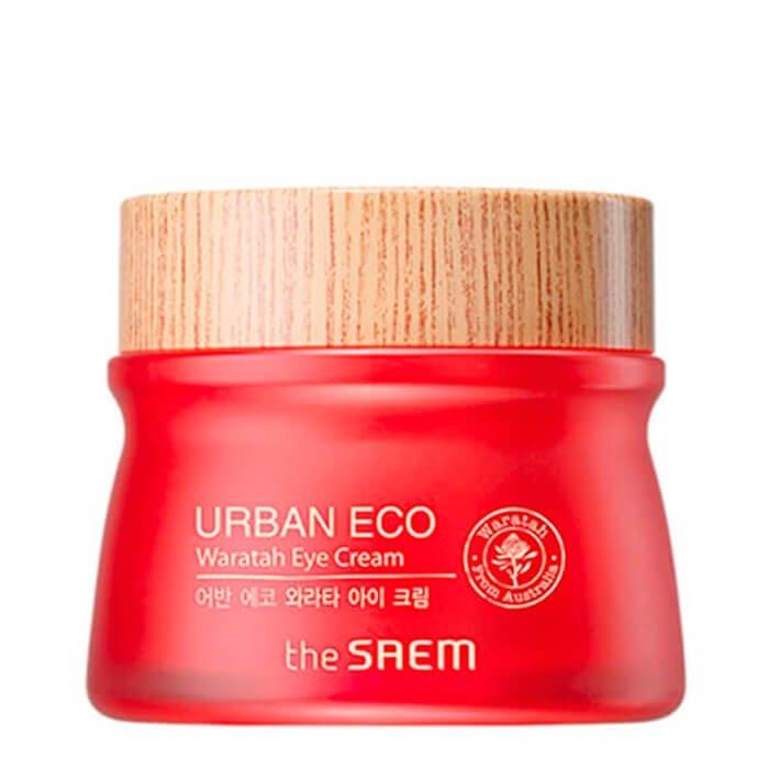 Крем для глаз The Saem Urban Eco Waratah Eye Cream