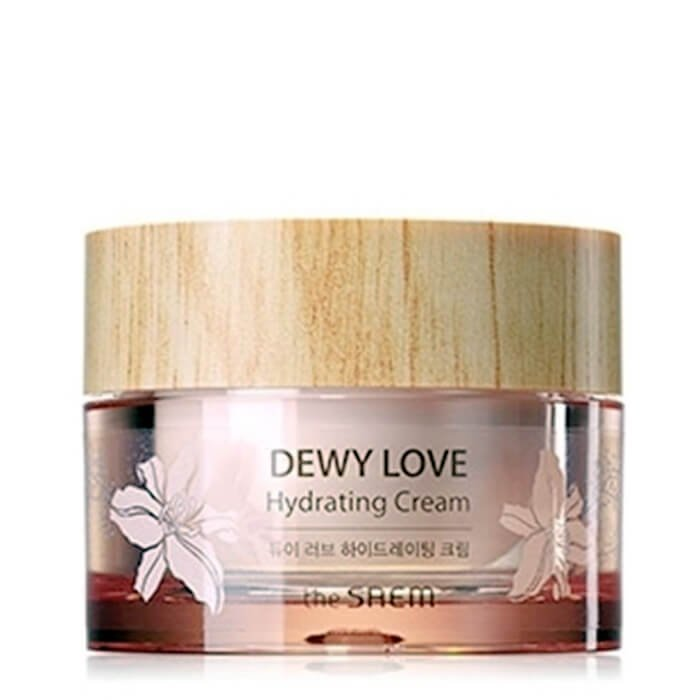 Крем для лица The Saem Dewy Love Hydrating Cream