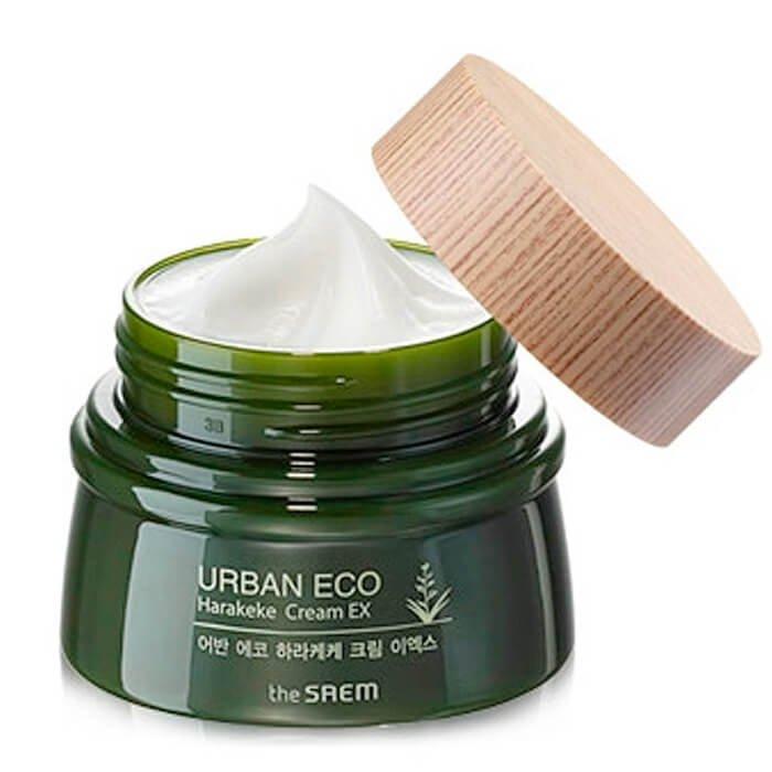 Крем для лица The Saem Urban Eco Harakeke Cream EX