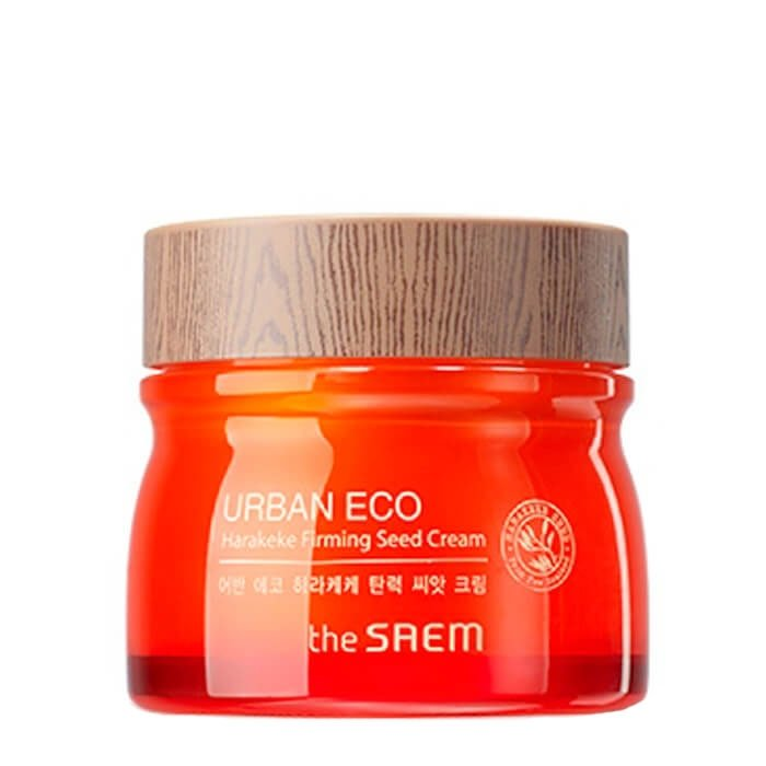 Крем для лица The Saem Urban Eco Harakeke Firming Seed Cream