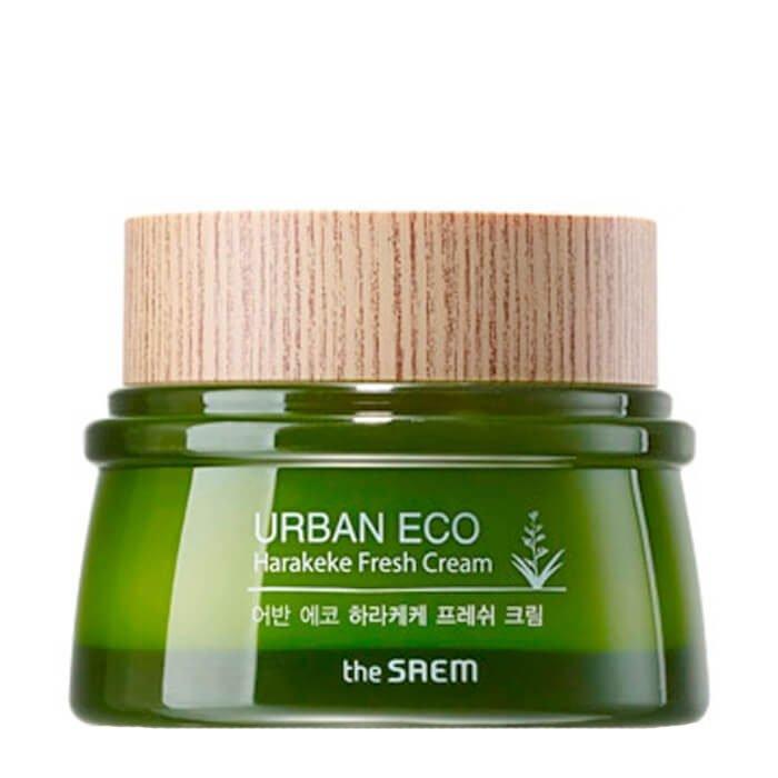 Крем для лица The Saem Urban Eco Harakeke Fresh Cream
