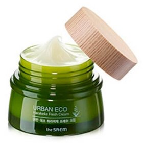Крем для лица The Saem Urban Eco Harakeke Fresh Cream