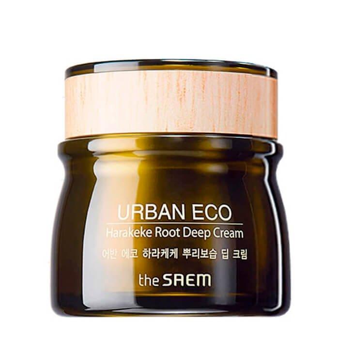 Крем для лица The Saem Urban Eco Harakeke Root Deep Cream