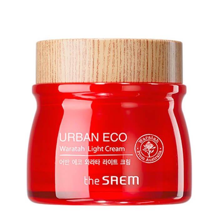 Крем для лица The Saem Urban Eco Waratah Light Cream