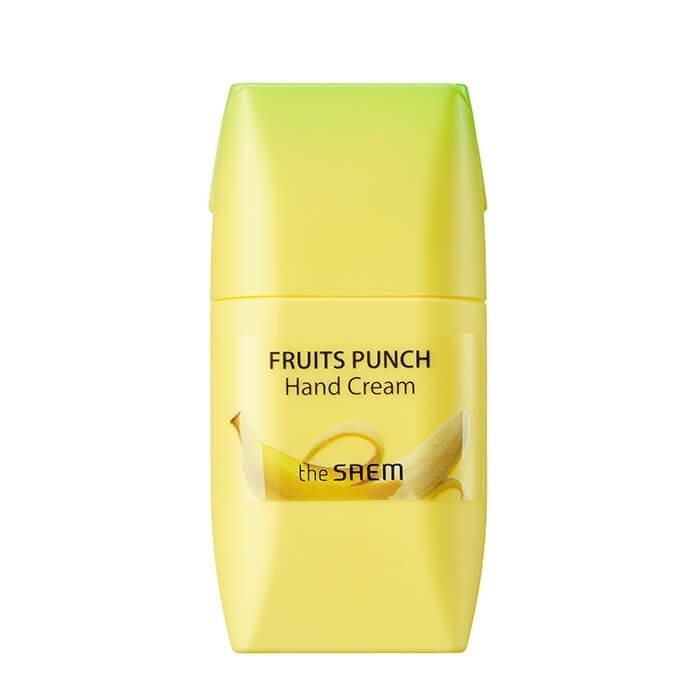 Крем для рук The Saem Fruits Punch Banana Hand Cream
