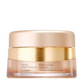 Крем для век The Saem Snail Essential EX Wrinkle Solution Eye Cream