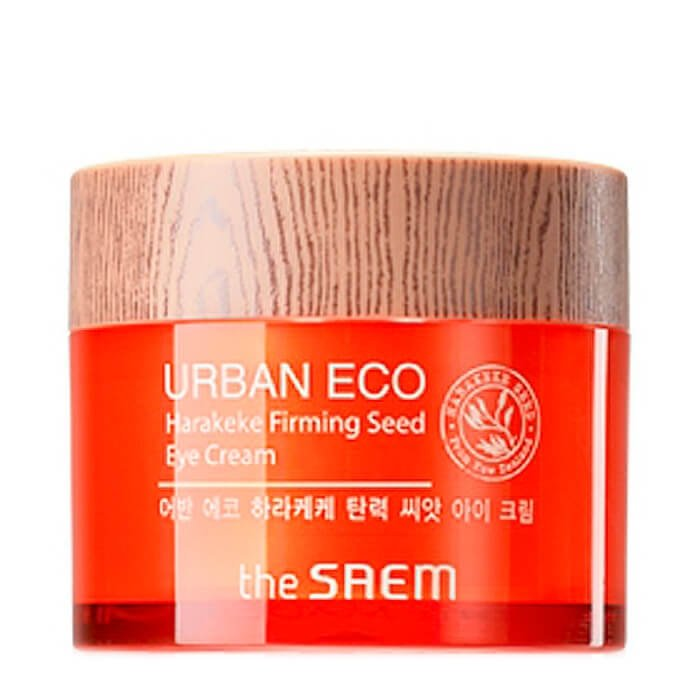 Ночная маска The Saem Urban Eco Harakeke Firming Seed Sleeping Pack