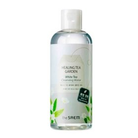 Очищающая вода The Saem Healing Tea Garden White Tea Cleansing Water