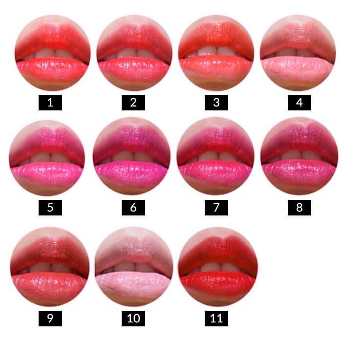 Помада для губ The Saem Eco Soul Kiss Button Lips