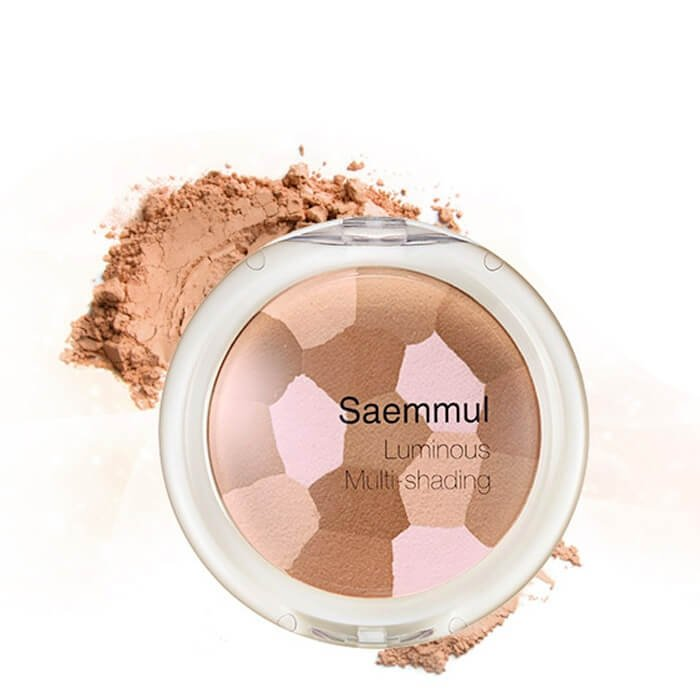 Пудра для лица The Saem Saemmul Luminous Multi-shading
