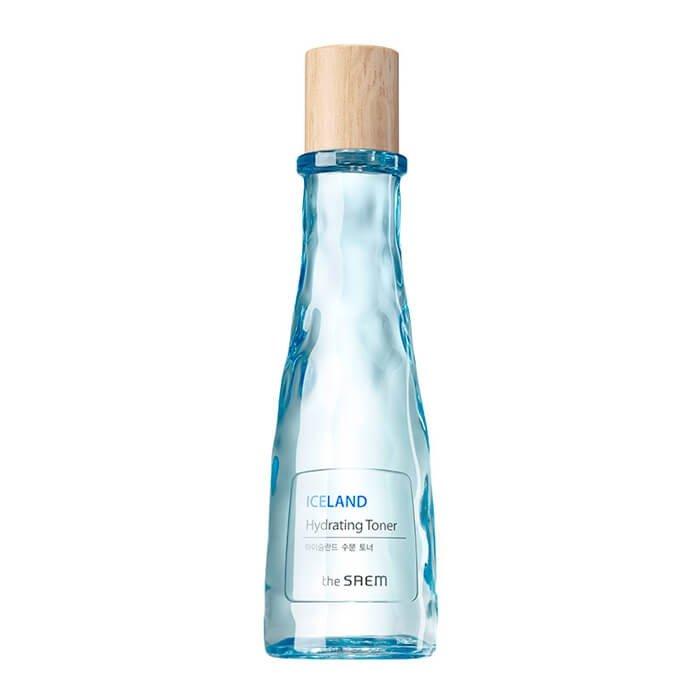 Тонер для лица The Saem Iceland Hydrating Toner