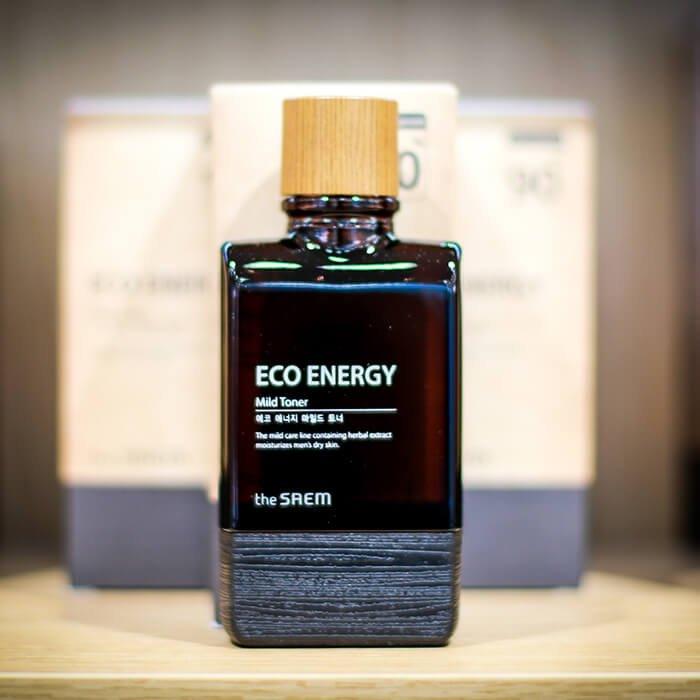 Тонер для мужчин The Saem Eco Energy Mild Toner