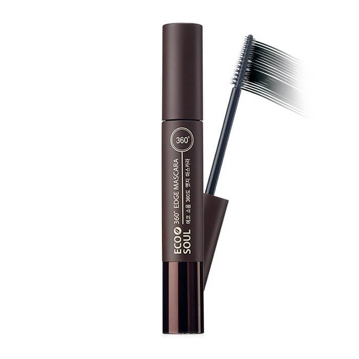 Тушь для ресниц The Saem Eco Soul 360 Edge Mascara