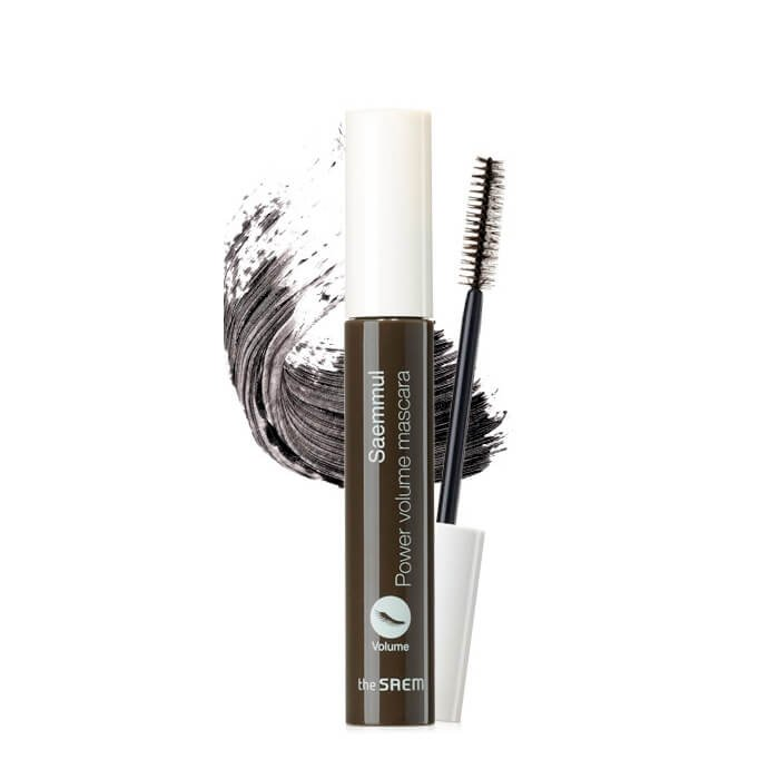 Тушь для ресниц The Saem Saemmul Power Volume Mascara