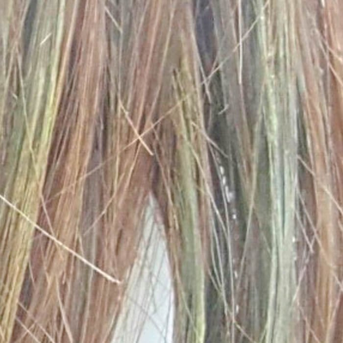Воск для волос The Saem Silk Hair Style Fix Color Wax - Green Kahki