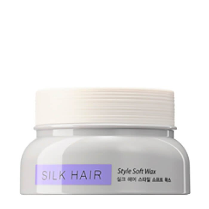 Воск для волос The Saem Silk Hair Style Soft Wax