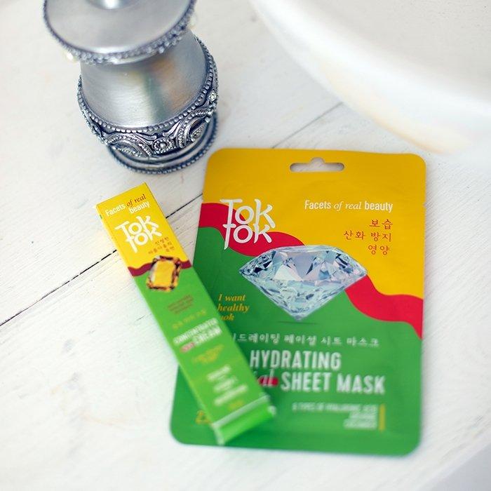 Крем для век TokTok Concentrated Eye Cream