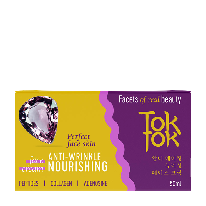 Крем для лица TokTok Anti-Wrinkle Nourishing Face Cream
