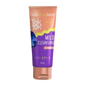 Пенка для умывания TokTok Mild Cleansing Foam