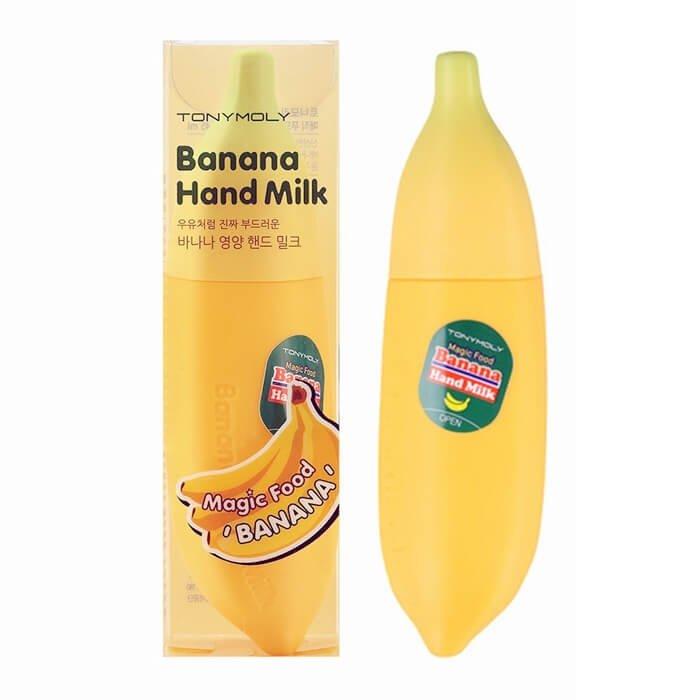 Бальзам для губ Tony Moly Dalcom Banana Pong-dang Lip Balm