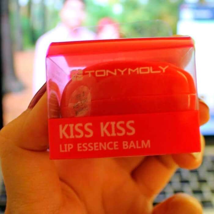 Бальзам для губ Tony Moly Kiss Kiss Lip Essence Balm