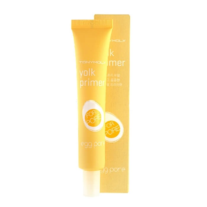 Праймер Tony Moly Egg Pore Yolk Primer
