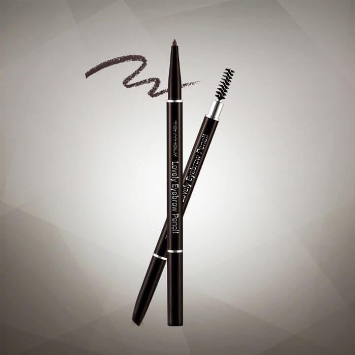 Карандаш для бровей Tony Moly Lovely Eyebrow Pencil