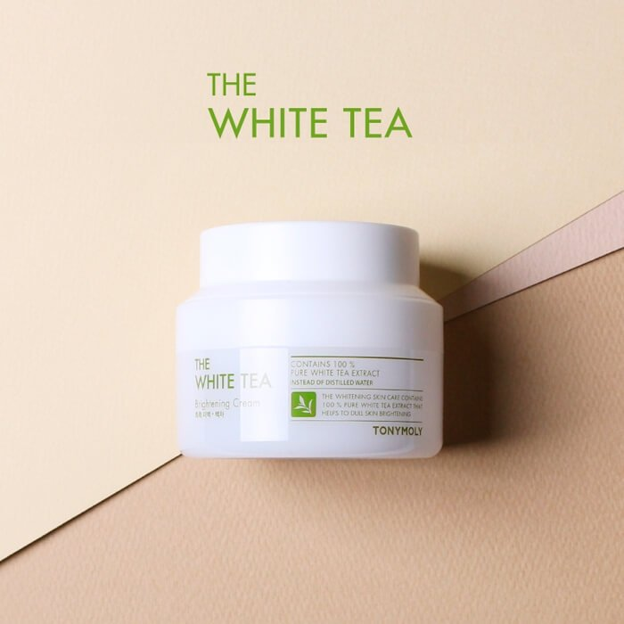 Крем для лица Tony Moly The White Tea Brightening Cream