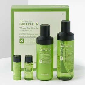 Набор для лица Tony Moly The Chok Chok Green Tea Watery Skin Care Set