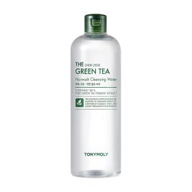 Очищающая вода Tony Moly The Chok Chok Green Tea No-wash Cleansing Water (500 мл)