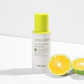 Крем для лица Tony Moly Green Vita C Glow Aura Cream