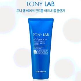 Очищающая пенка Tony Moly Tony Lab AC Control Acne Foam Cleanser