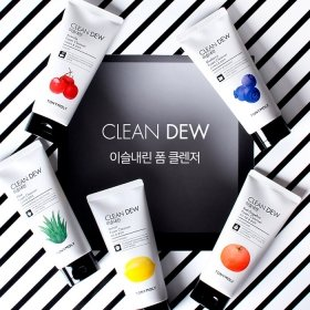 Пенка для умывания Tony Moly Clean Dew Lemon Foam Cleanser