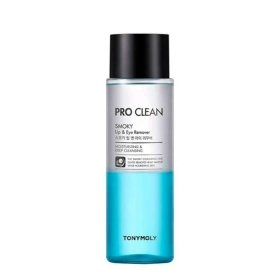 Средство для снятия макияжа Tony Moly Pro Clean Smoky Lip & Eye Remover (mini)