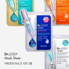 Тканевая маска Tony Moly Dr. Logy Vita Lifting Mask Sheet