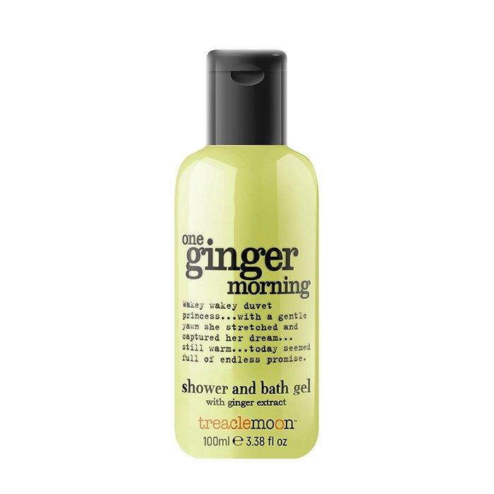 ГельдлядушаTreaclemoonOne Ginger Morning Bath & Shower Gel (100 мл)