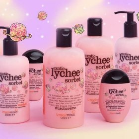 Гель для душа Treaclemoon Exotic Lychee Sorbet Bath & Shower Gel (60 мл)