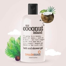 Гель для душа Treaclemoon My Coconut Island Bath & Shower Gel (500 мл)