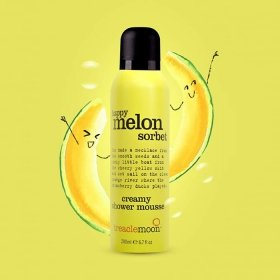 Мусс для душа Treaclemoon Happy Melon Sorbet Shower Mousse