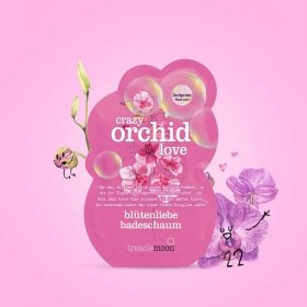 Пена для ванны Treaclemoon Crazy Orchid Love Badeschaum