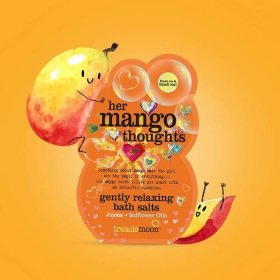 Пена для ванны Treaclemoon Her Mango Thoughts Gently Relaxing Bath Salts