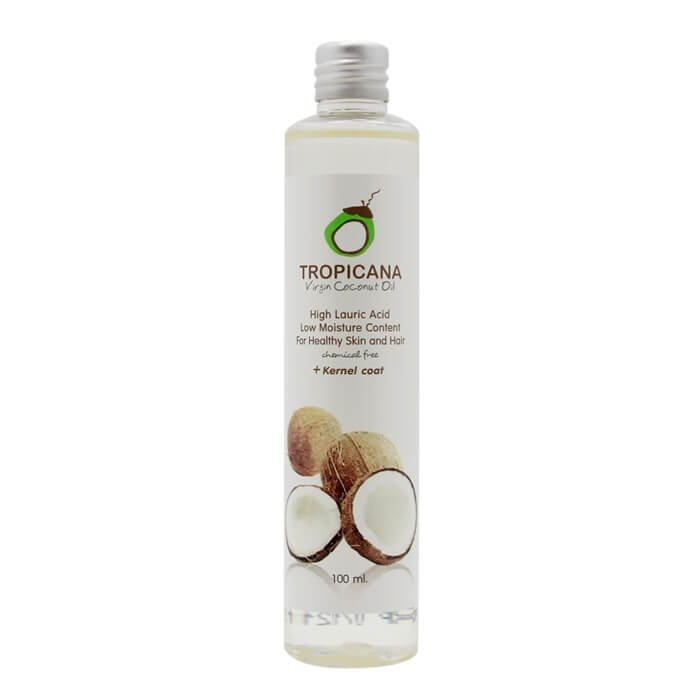 Кокосовое масло Tropicana Organic Cold Pressed Virgin Coconut Oil 100%