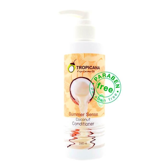Кондиционер для волос Tropicana Coconut Conditioner - Summer Sense