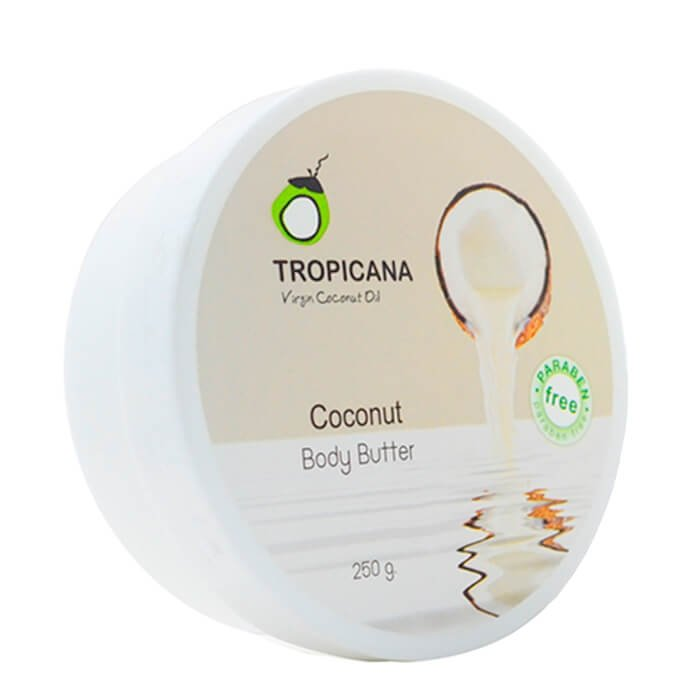 Масло для тела Tropicana Coconut Body Butter - Coconut