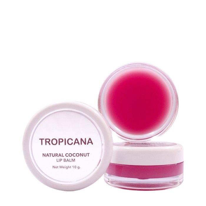 Бальзам для губ Tropicana Natural Coconut Lip Balm
