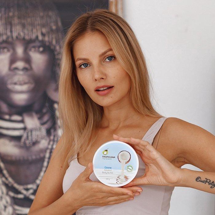 Масло для тела Tropicana Coconut Body Butter - Ozone