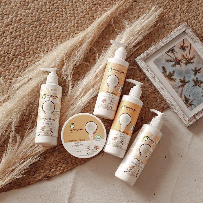Лосьон для тела Tropicana Coconut Skin Lotion - Summer Sense