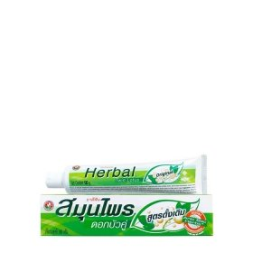 Зубная паста Twin Lotus Herbal Original (30 г)