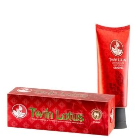 Зубная паста Twin Lotus Premium Red