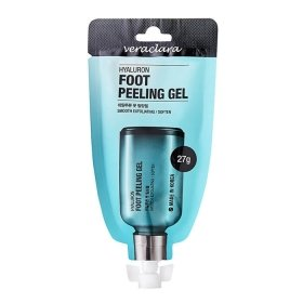 Пилинг-гель для ног Veraclara Hyaluron Foot Peeling Gel